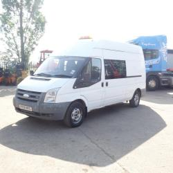 Ford Transit Welfare Unit