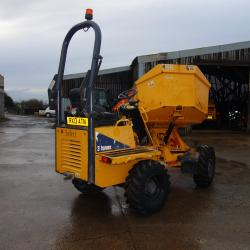 Thwaites 3 ton swivel